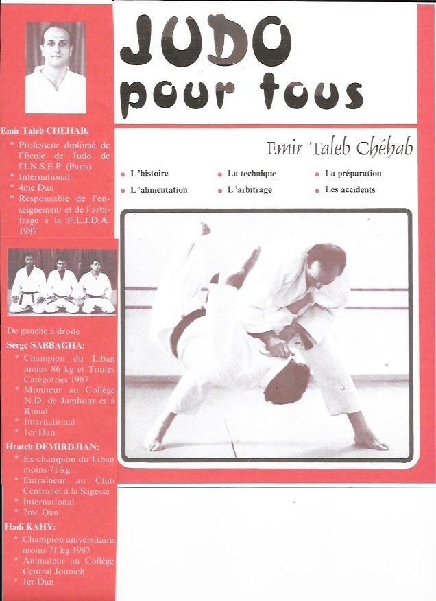 judo pour tous